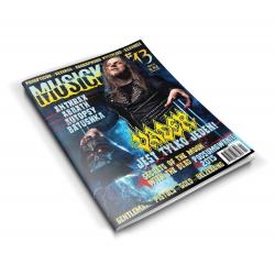 Musick Magazine nr 13 (4/2015)