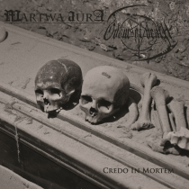Putrid Cult oraz Under the Sign of Garazel prezentują Split Martwa Aura / Odour Of Death