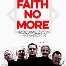 Recenzja: Maciej Krzywiński – Faith No More. Królowie Życia (i inne nadużycia)