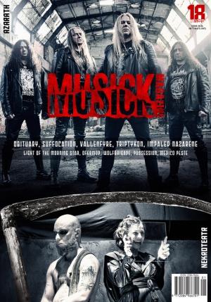 Dostępny jest już nowy, osiemnasty, numer Musick Magazine!
