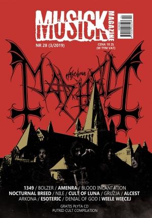 Musick Magazine nr 28