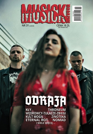 Musick Magazine nr 31