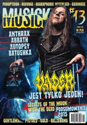Musick Magazine 4/2015