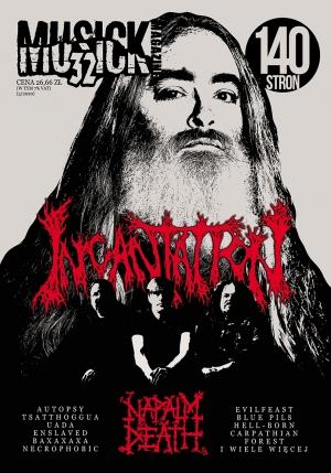 Musick Magazine nr 32