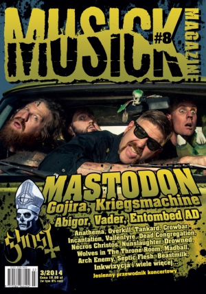 Nowy numer Musick Magazine 3/2014