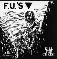 The FUs - kill for christ lp 200x200 (2)