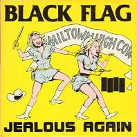black flag - jealous again 12ep 200x200