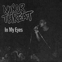 minor threat - in my eyes ep 200x200