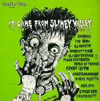 skladanka - it came from slimey valley lp 200x200 (1)
