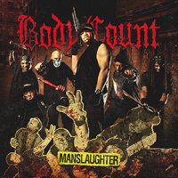 Body Count - Manslaughter CD