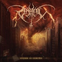 Onheil - Storm is coming CD