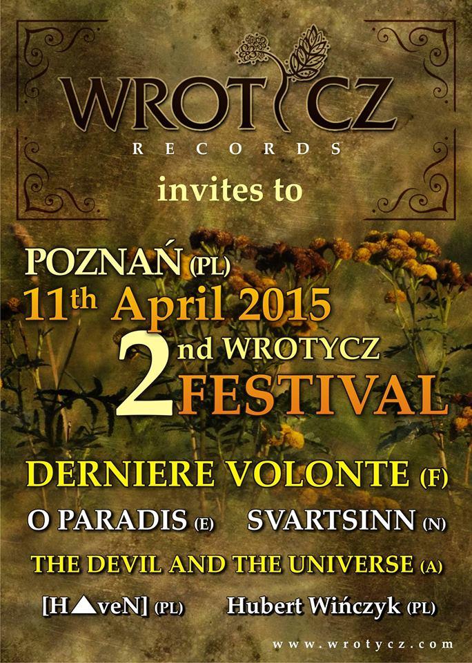 2nd wrotycz festival