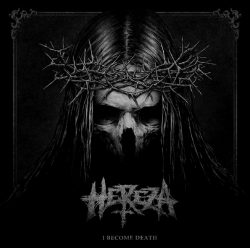 HerezA - I Become Death - okładka